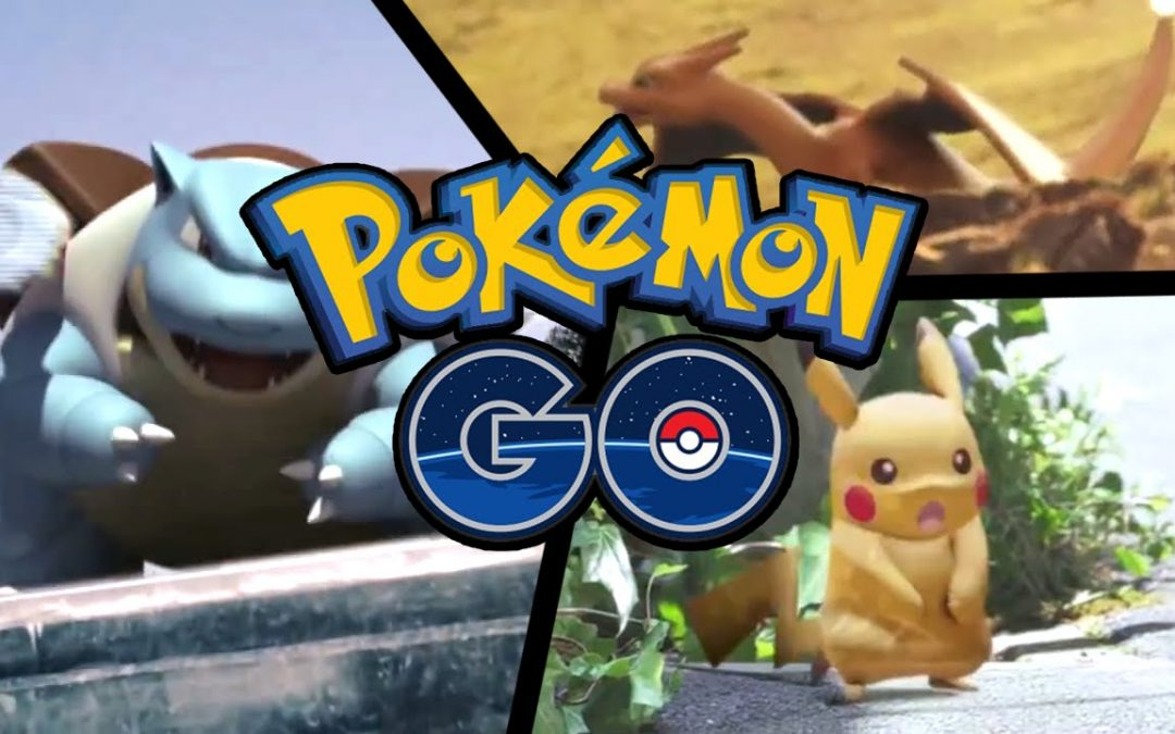 Can Pokemon Go can help your practice?