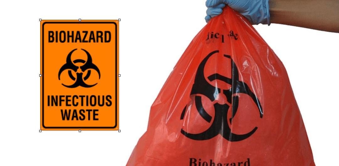 Save on medical waste disposal