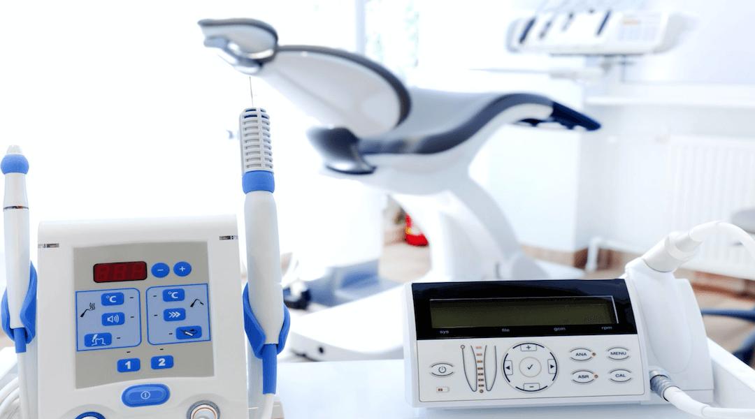 Counterfeit dental equipment