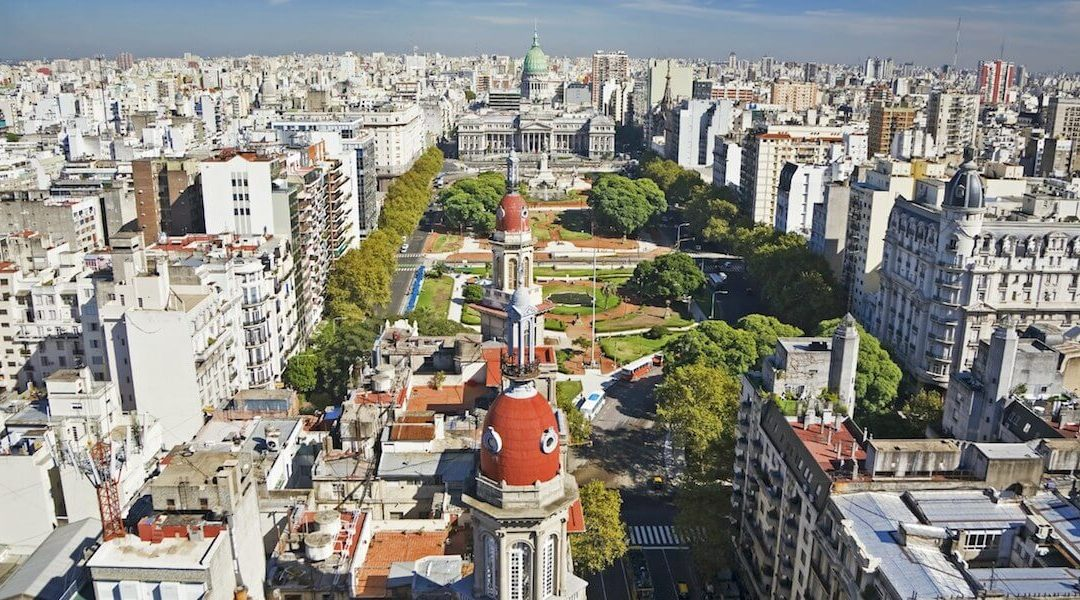 Venue for next FDI World Dental Congress, Buenos Aires